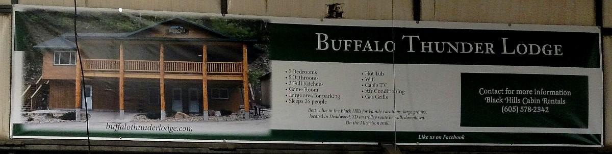 Buffalo Thunder Lodge